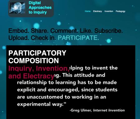 Seminar Presentations http://kandre17.wixsite.com/electracyandarroyo
