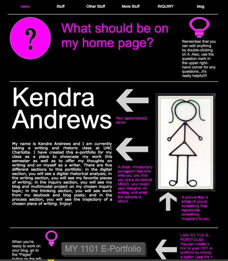"""A """"template"""" website for students http://kandre17.wixsite.com/model1102site"""